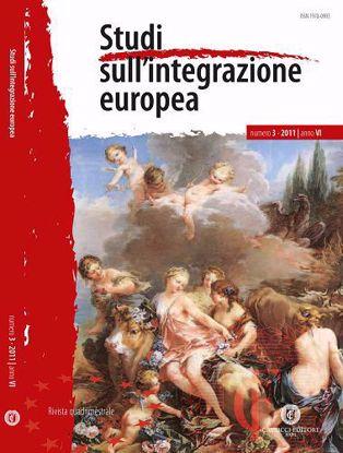 Immagine di Studi sull' integrazione europea - Anno  VI, n.3