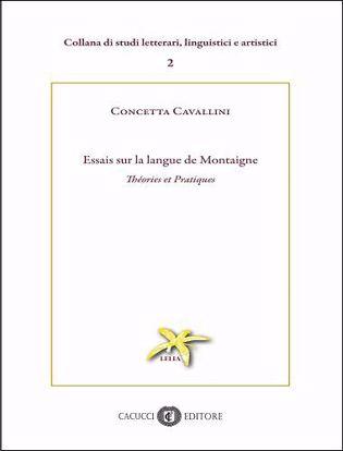 Immagine di Essais sur la langue de Montaigne
