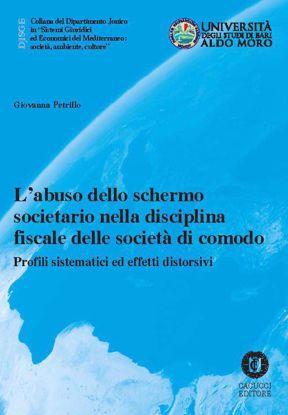Immagine di 36 - L'abuso dello schermo societario nella disciplina fiscale delle società di comodo