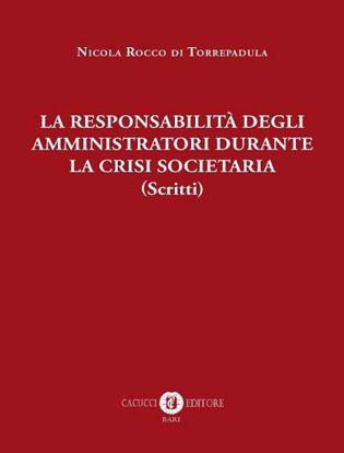 Immagine di La responsabilità degli amministratori durante la crisi societaria