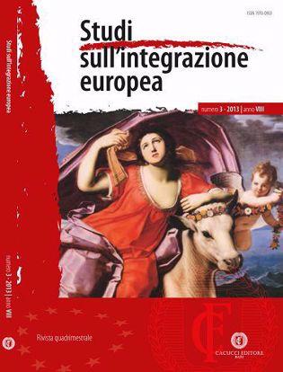 Immagine di Studi sull' integrazione europea - Anno  VIII, n.3