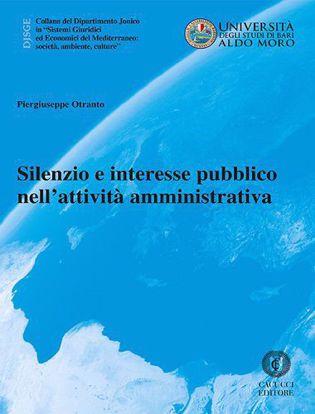 Immagine di 30 - Silenzio e interesse pubblico nell'attività amministrativa