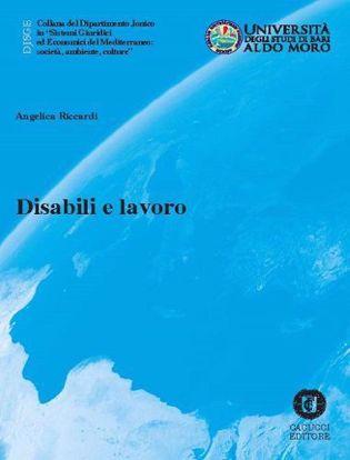 Immagine di 25 - Disabili e lavoro