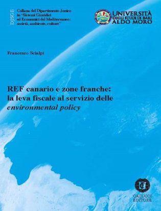Immagine di 19 -REF canario e zone franche: la leva fiscale al servizio delle environmental policy