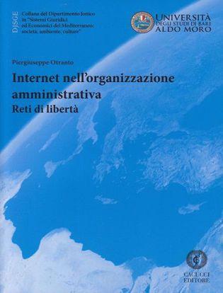 Immagine di 15 - Internet nell`organizzazione amministrativa