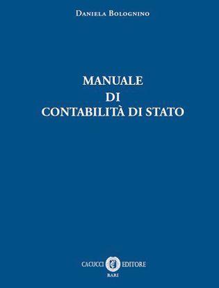 Immagine di Manuale di contabilità di Stato