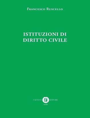 Immagine di Istituzioni di Diritto civile