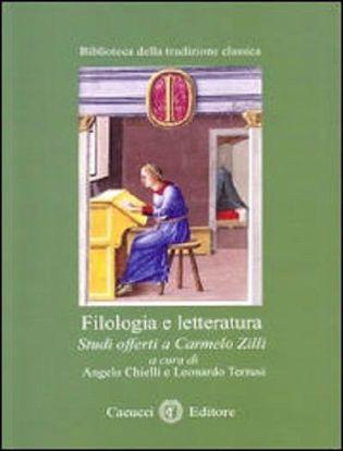 Immagine di 10) Filologia e letteratura.