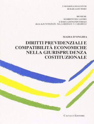 Immagine di Diritti previdenziali e compatibilità economiche nella giurisprudenza costituzionale