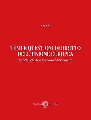 Immagine di Temi e questioni di diritto dell'unione europea