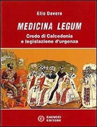 Immagine di Medicina legum vol. III