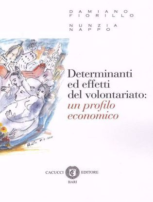 Immagine di Determinanti ed effetti del volontariato: un profilo economico