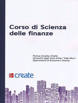 Immagine di Corso di scienza delle finanze