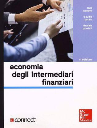 Immagine di Economia degli intermediari finanziari. Con Connect