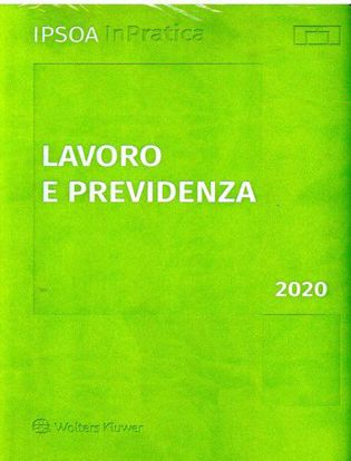 Immagine di Lavoro e previdenza 2020