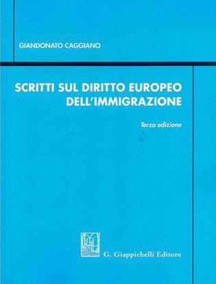 Immagine di Scritti sul diritto europeo dell'immigrazione
