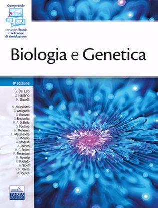 Immagine di Biologia e genetica. Con e-book. Con software di simulazione