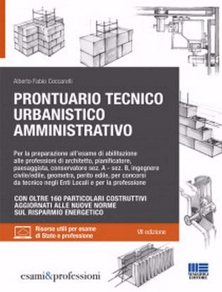 Immagine di Kit per la preparazione all'esame di abilitazione: Guida pratica alla progettazione-Prontuario tecnico urbanistico amministrativo