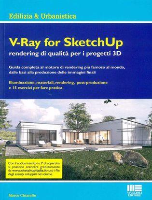 Immagine di V-Ray for SketchUp rendering qualità per i progetti 3D