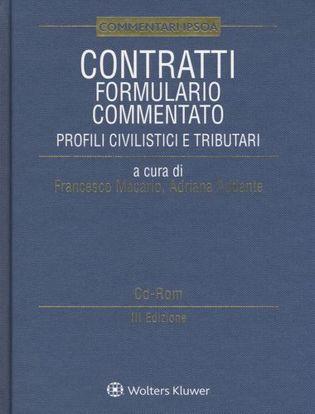 Immagine di Contratti. Formulario commentato.