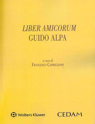 Immagine di Liber Amicorum Guido Alpa.