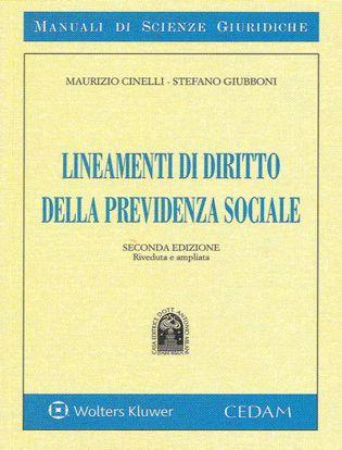 Immagine di Lineamenti di diritto della previdenza sociale.