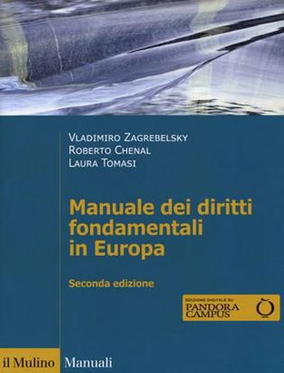 Immagine di Manuale dei diritti fondamentali in Europa. Con espansione online