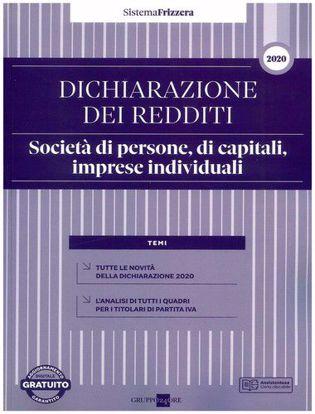 Immagine di Dichiarazione redditi (unico) 2020. Società di persone e di capitali