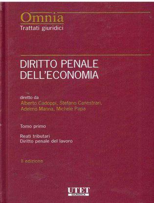 Immagine di Diritto penale dell'economia