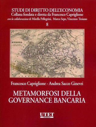 Immagine di Metamorfosi della governance bancaria