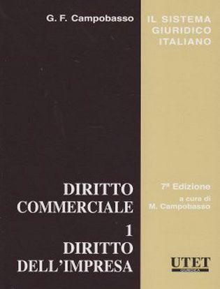Immagine di Diritto commerciale. Vol. 1: Diritto dell'impresa