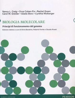 Immagine di Biologia molecolare. Principi di funzionamento del genoma. Ediz. illustrata