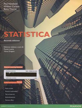 Immagine di Statistica. Ediz. MyLab. Con aggiornamento online. Con e-book