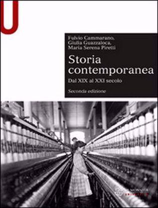 Immagine di Storia contemporanea. Dal XIX al XXI secolo