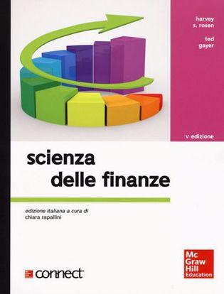 Immagine di Scienza delle finanze. Con Connect
