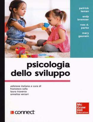 Immagine di Psicologia dello sviluppo. Con Connect