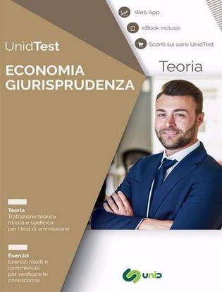Immagine di Manuale di teoria per i test di ammissione a Economia e Giurisprudenza. Con ebook. Con Contenuto digitale per accesso on line