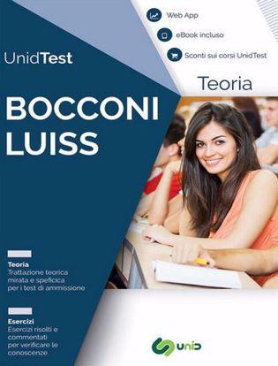 Immagine di Manuale di teoria per i test di ammissione Bocconi e LUISS. Con ebook. Con Contenuto digitale per accesso on line