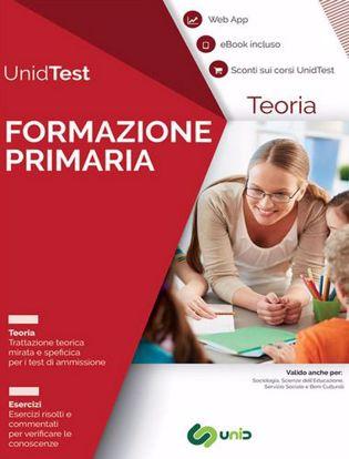 Immagine di Manuale di teoria per il test di ammissione a Formazione primaria. Con ebook. Con Contenuto digitale per accesso on line