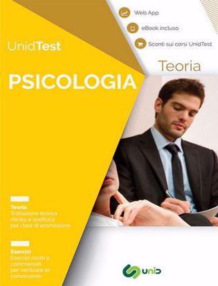 Immagine di Manuale di teoria per il test di ammissione a Psicologia. Con ebook. Con Contenuto digitale per accesso on line