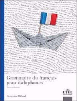 Immagine di Grammaire du français pour italophones