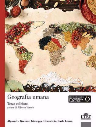 Immagine di Geografia umana. Un approccio visuale