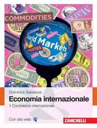 Immagine di Economia internazionale. Vol. 1: Commercio internazionale.