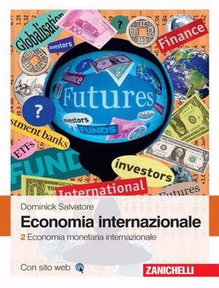 Immagine di Economia internazionale. Vol. 2: Economia monetaria internazionale.