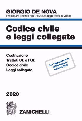 Immagine di Codice civile e leggi collegate