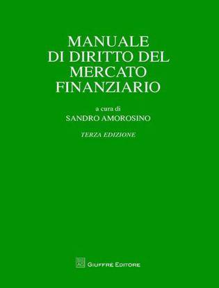 Immagine di Manuale di diritto del mercato finanziario