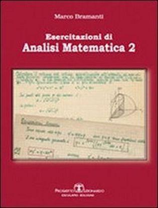 Immagine di Esercitazioni di analisi matematica 2