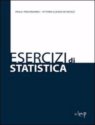 Immagine di Esercizi di statistica