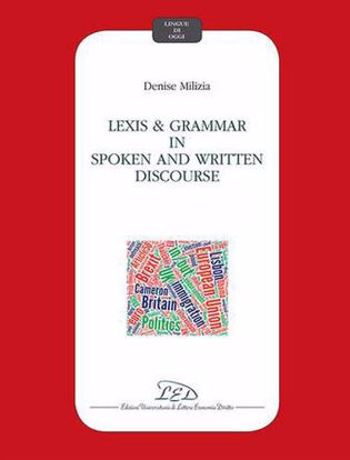 Immagine di Lexis and grammar in spoken and written discourse