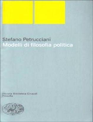 Immagine di Modelli di filosofia politica